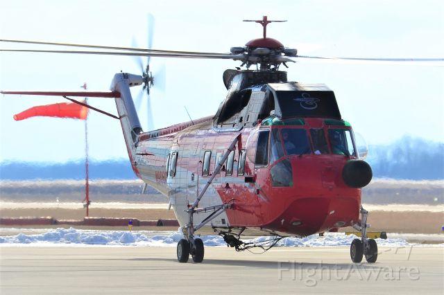 Sikorsky Sea King (N906CH) - Plane spotting on 2-11-2020