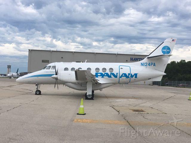 British Aerospace Jetstream 31 (N124PA)