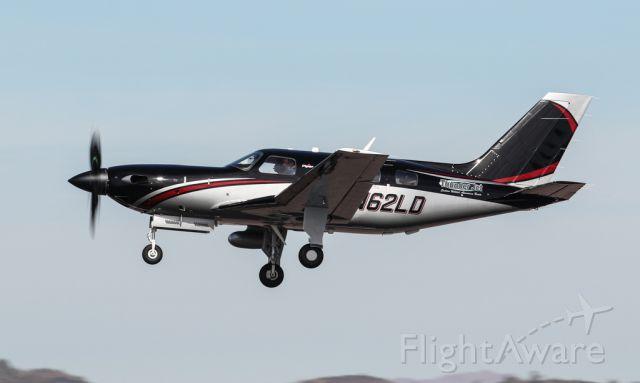 Piper Malibu Mirage (N62LD) - Piper Meridian