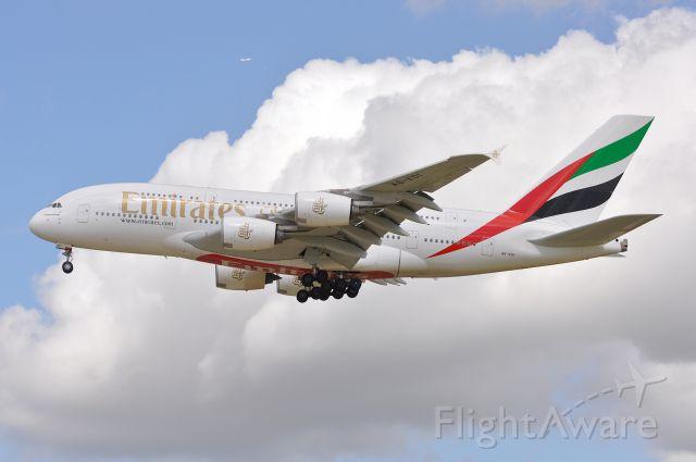 Airbus A380-800 (A6-EDI) - Emirates
