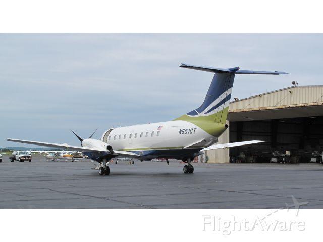 Embraer EMB-120 Brasilia (N651CT) - Nice aircraft.