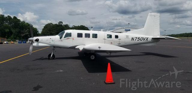 PACIFIC AEROSPACE 750XL (N750VX)
