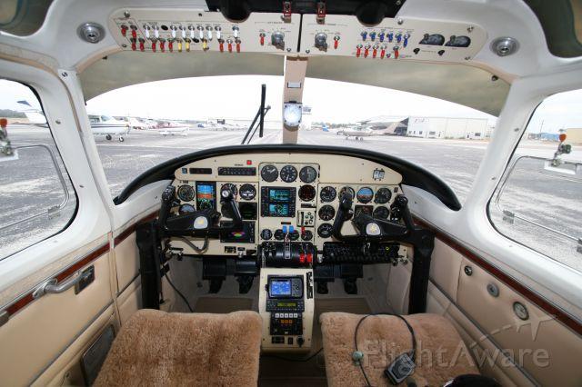 Aero Commander 500 (N507JP)