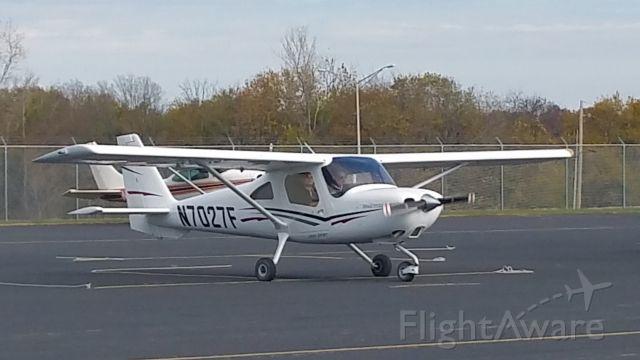 Cessna Skycatcher (N7027F)