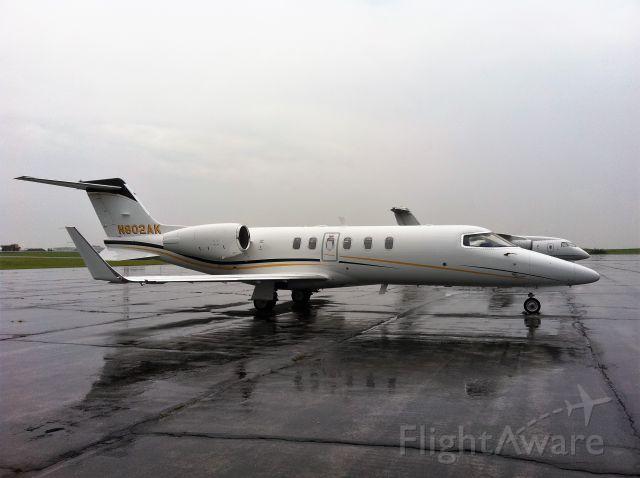 Learjet 45 (N802AK)