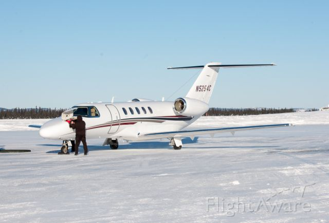Cessna Citation CJ1 (N5254C)