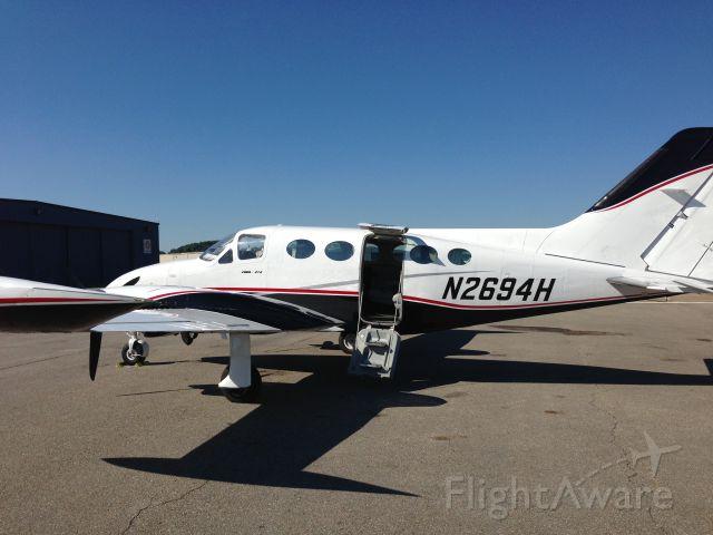 Cessna Chancellor (N2694H)