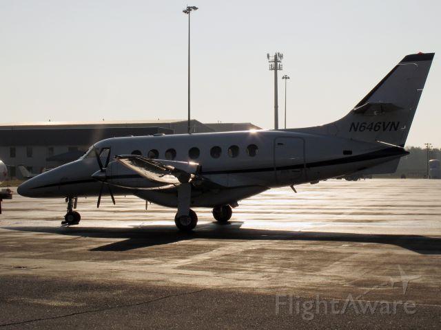 British Aerospace Jetstream 31 (N646VN)