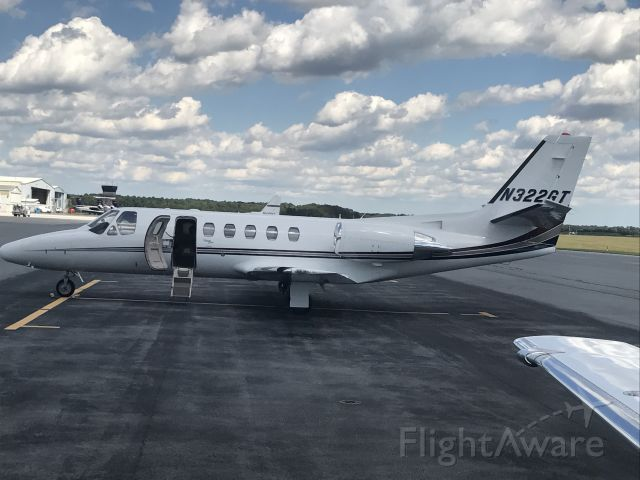 Cessna Citation II (N322GT)