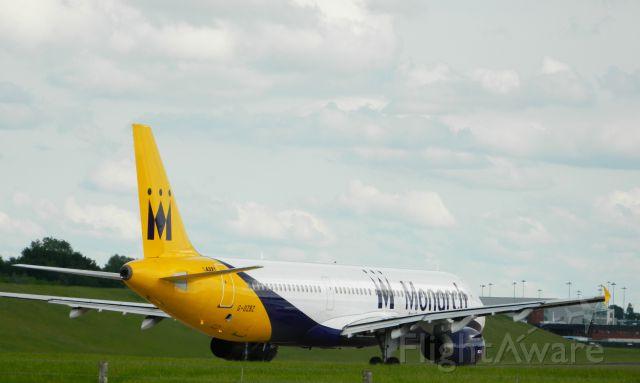 Airbus A321 (G-OZBZ)