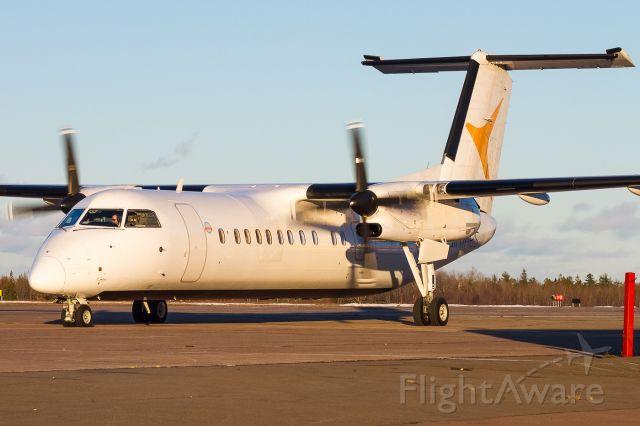de Havilland Dash 8-300 (C-GYCV)