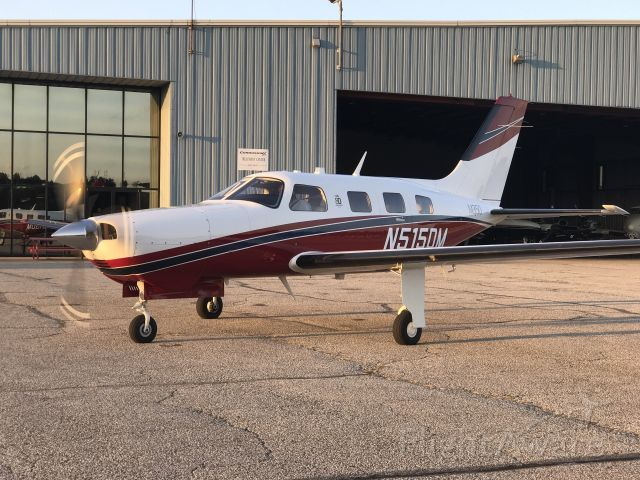 Piper Malibu Mirage (N515DM) - The start of the next step in our aviation journey