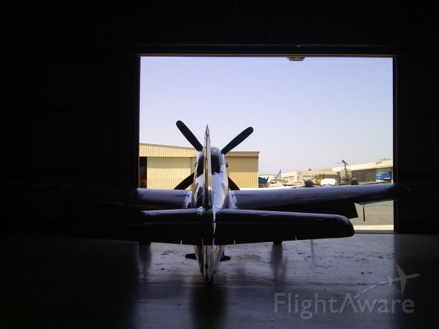 """North American P-51 Mustang (N5441V) - P-51 """"Spam Can"""" at Planes of Fame Air Museum"""