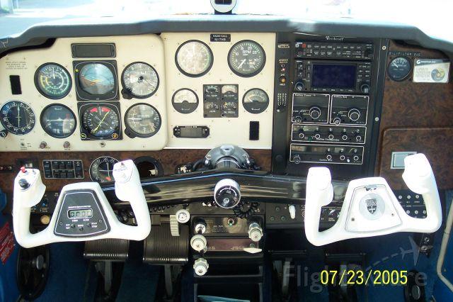 Beechcraft Bonanza (36) (N117HB) - IO550 175Kts True