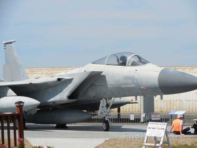 McDonnell Douglas F-15 Eagle (77-0102) - 101st Fighter Squadron