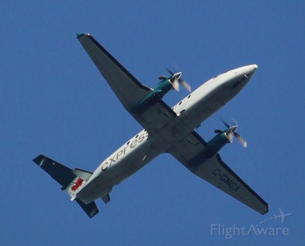 Beechcraft 19 Sport (C-GMGA)