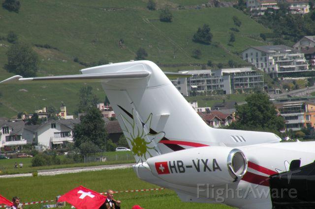 Pilatus PC-24 (HB-VXA) - PC-24 ROLLOUT - 1 AUGUST 2014