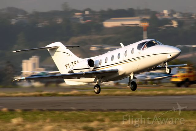 Beechcraft Beechjet (PT-TRA) - My photos are best of FlightAware!!