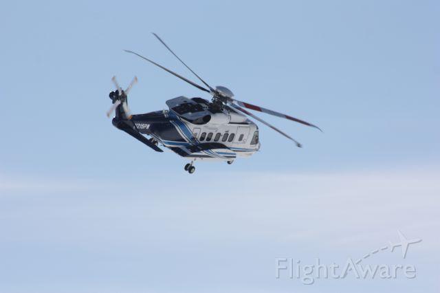 Sikorsky Helibus (N215PW) - Taken 2-17-2014