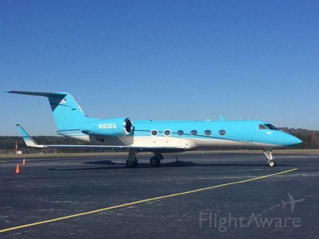 Gulfstream Aerospace Gulfstream IV (N163EG)