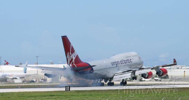 Boeing 747-400 (G-VBIG)