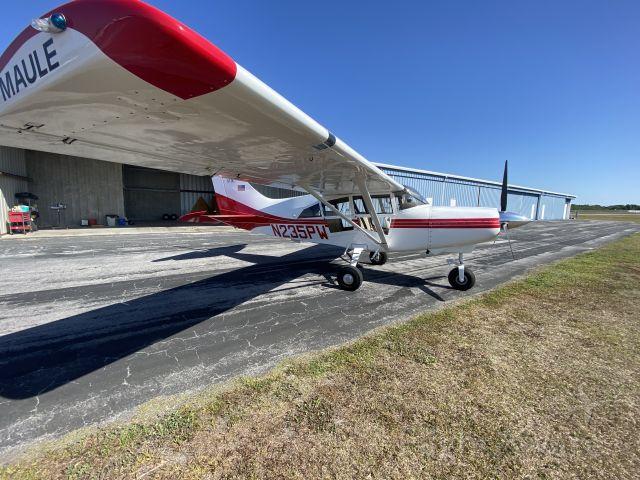 N235PW — - 2002 Maule Scott Macdonald Aircraft Sales