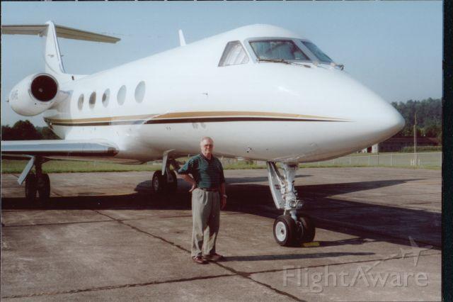 Gulfstream Aerospace Gulfstream V (N970SJ)