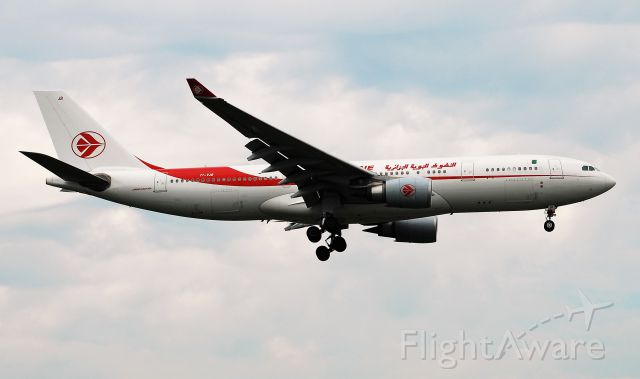 Airbus A330-300 (7T-VJB) - Taken from the threshold of 29L