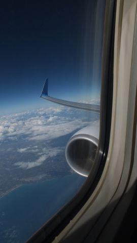 Boeing 737-700 (I-NEOS) - INBOUND MERSA MATRUH