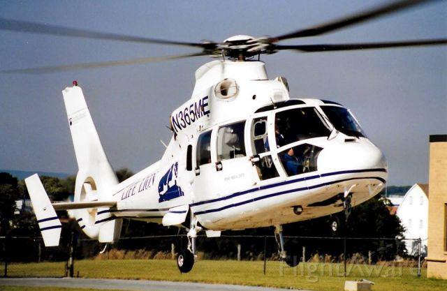 VOUGHT SA-366 Panther 800 (N365ME)