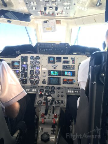 British Aerospace Jetstream Super 31 (C-FPSI) - En monté pour les iles. :)