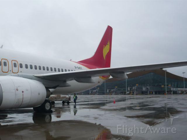 Boeing 737-800 (B-5407)