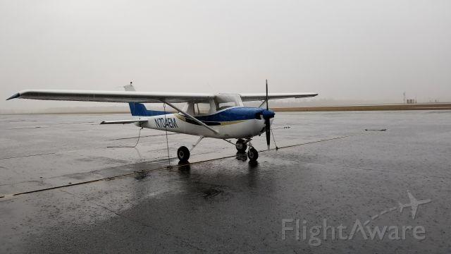Cessna Commuter (N704EM)