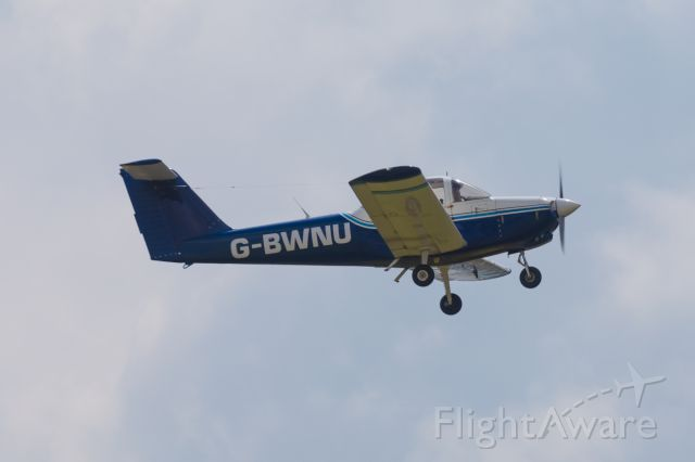 Piper Tomahawk (G-BWNU)