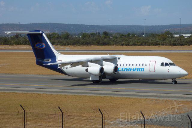 British Aerospace BAe-146-300 (VH-NJL)