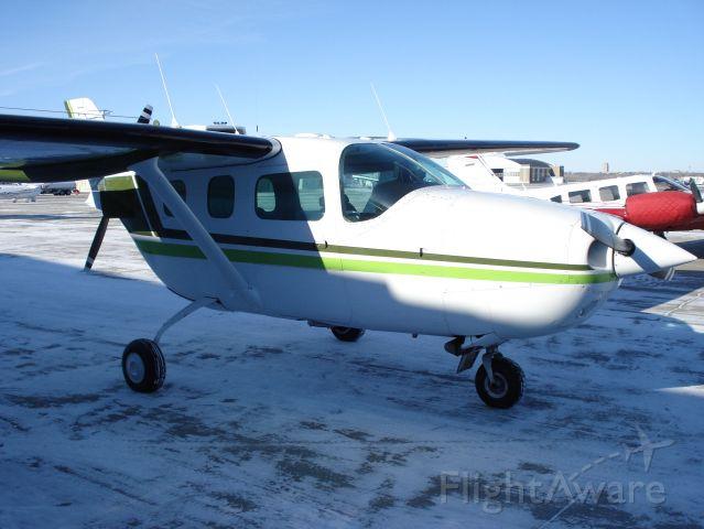 Cessna Super Skymaster (N133ND) - The North Dakota Department of Transportation