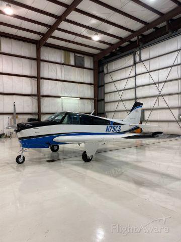 Beechcraft Bonanza (33) (N75CS)