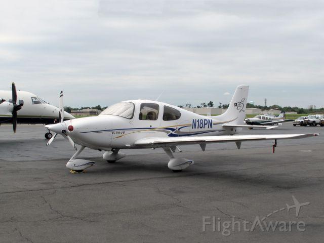 Cirrus SR-22 (N18PN) - A nice Cirrus SR22.
