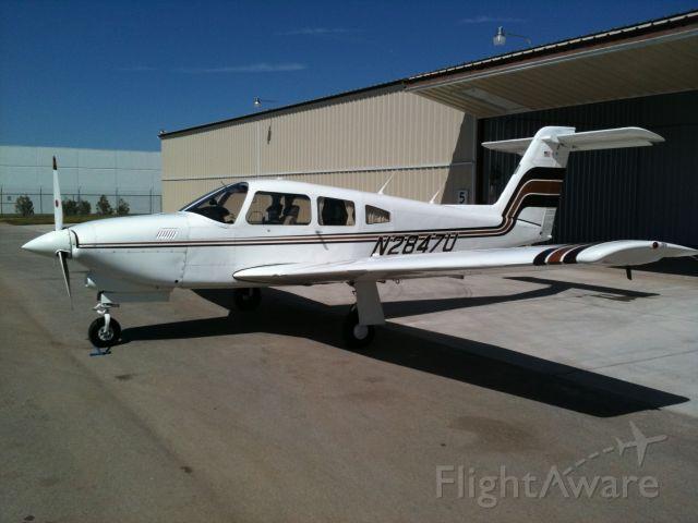 Piper Arrow 4 (N2847U)