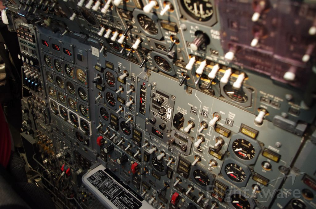 Aerospatiale Concorde (G-BOAC) - Engineers