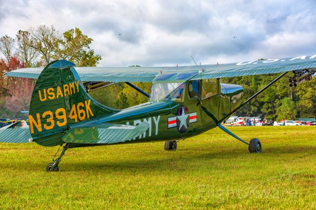 N3946K — - 2020 Flying M Ranch Fly-In in Reklaw, Texas.
