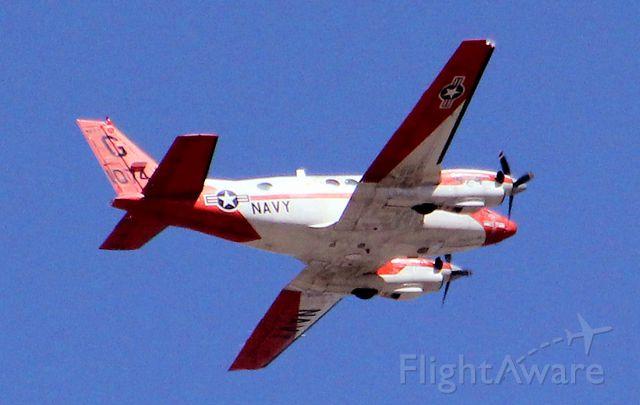 Beechcraft King Air 90 (16-1074) - T-44A from VT-31.