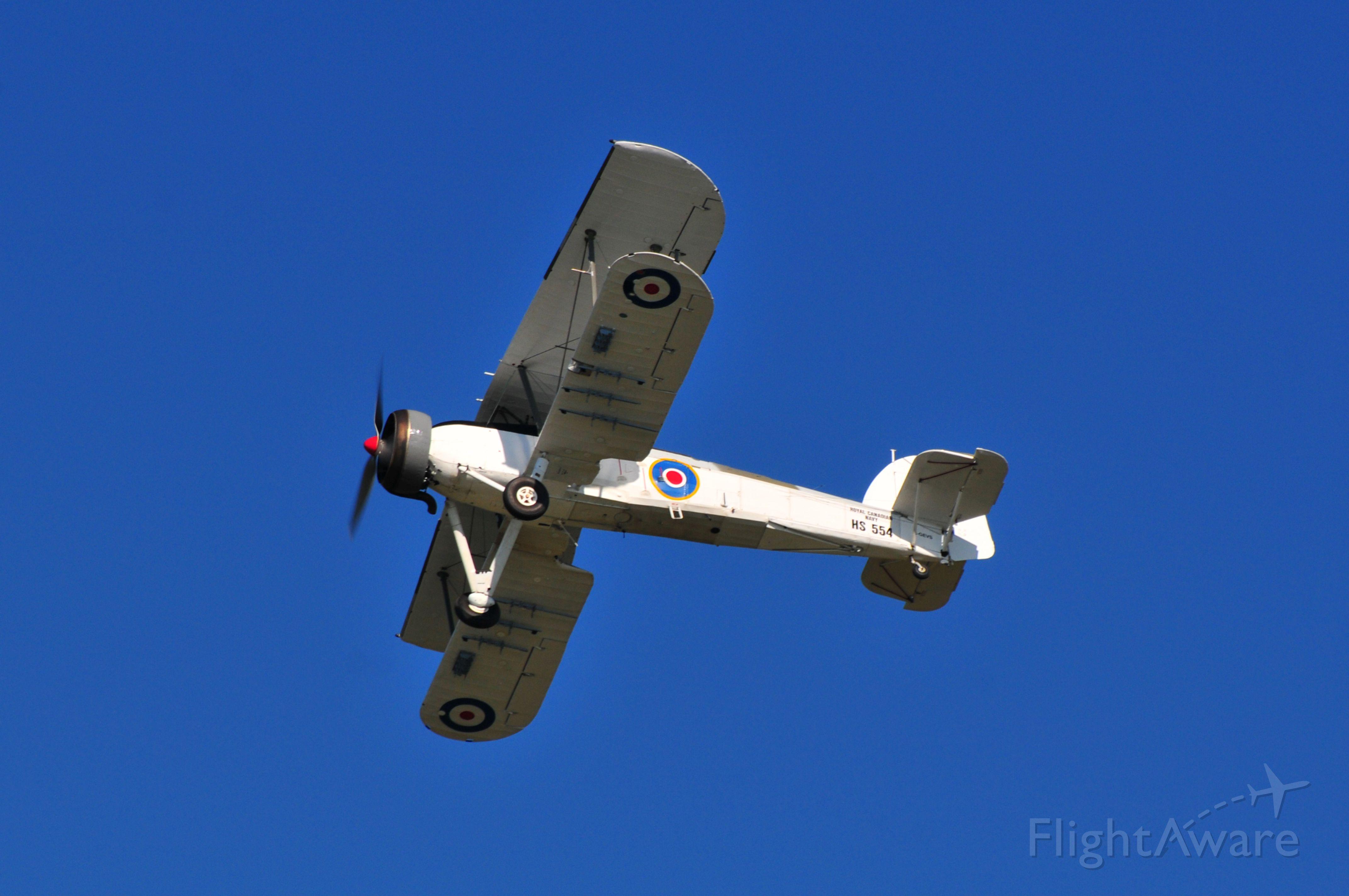 — — - Blackburn-Fairey Swordfish Mk III