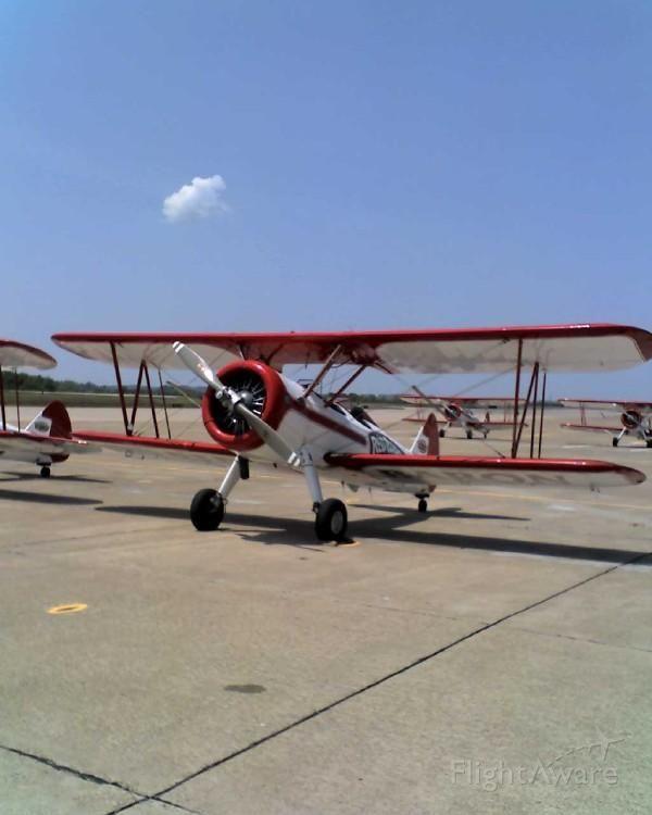 — — - Red Baron Company Bi-Plane