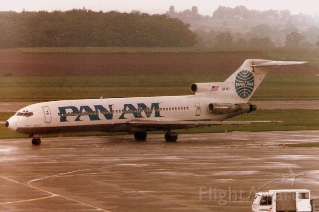 BOEING 727-200 (N4747) - Seen here on 9-May-88.  Registration cancelled 30-Jul-01.  Broken up at KAMA.
