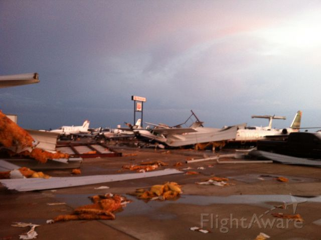 — — - After severe storms 12AUG2012