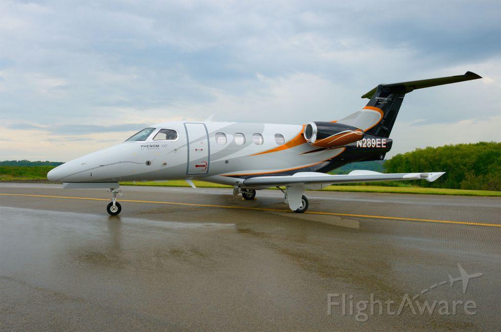Embraer Phenom 100 (N289RZ) - Formerly N289EE