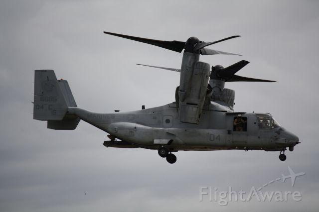 Bell V-22 Osprey — - JSOH 2012