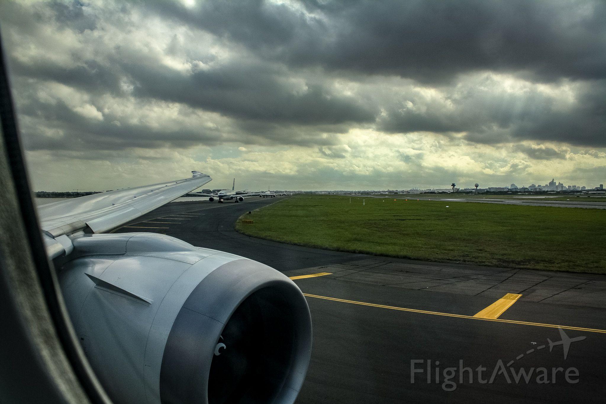 Boeing 787-9 Dreamliner (N45956) - Headed out of Sydney bound for San Francisco