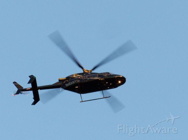 Bell 427 (N429TD)